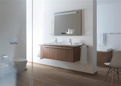 duravit starck double basin vanity unit