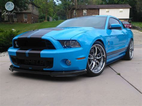 Modulare Wheels | 2013 Shelby GT500 | 20/21