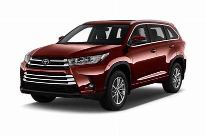 Highlander Toyota Hybrid Cars Xle 4x4 Suv