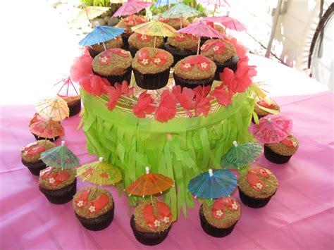 Girly Luau Birthday Party