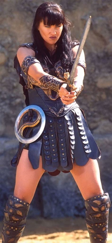 Xena - Lucy Lawless - Warrior Princess - Mythic Age ...
