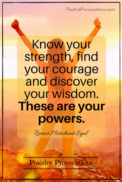 strength courage wisdom    dreams