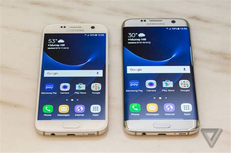 iphone expandable storage samsung announces galaxy s7 and s7 edge with expandable