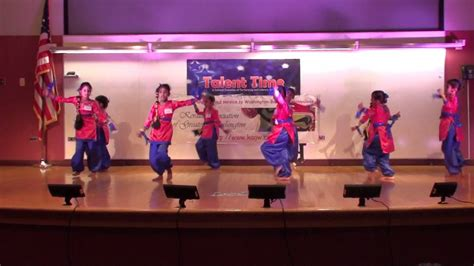 Rang De Basanti... First Prize Winning Group Dance By