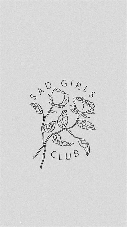 Sad Gray Wallpapers Club Aesthetic Drawing Drawings
