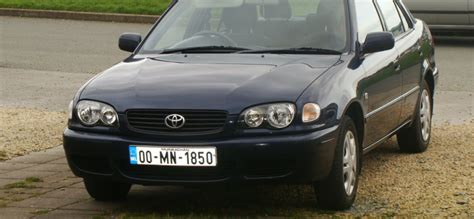 how things work cars 2000 toyota corolla lane departure warning 2000 toyota corolla 14 vvti with fsh for sale in drogheda louth from pr 1971
