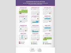 Calendario Escolar Oficial SEP 20182019