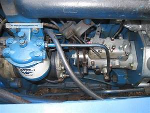Ford 4600 Tractor Wiring Diagram Ford 340 Diesel Tractor