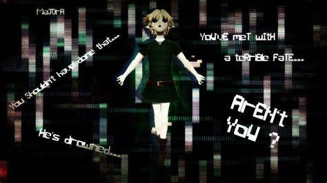 Ben Drowned Anime Wallpaper - creepypasta wallpapers wallpaper cave
