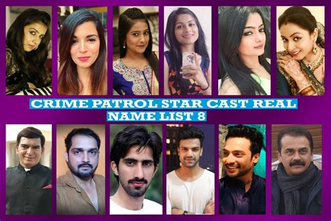 crime patrol cast real name list 8 and more