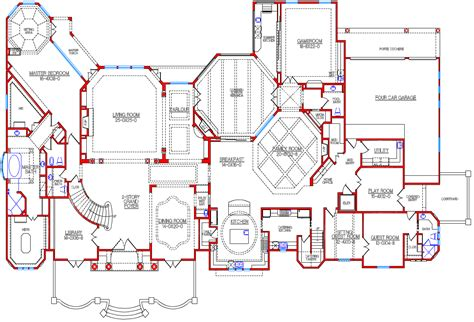 Mansion Floor Plans by Mansion Floor Plans Mansions Cool Architecture