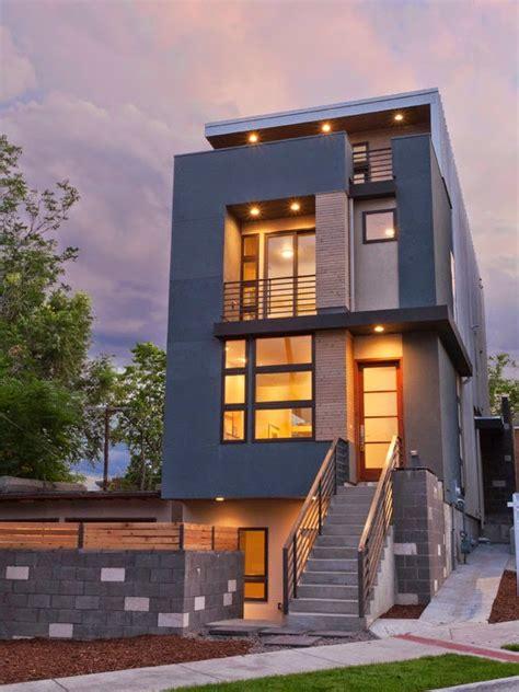 desain rumah tropis minimalis modern desain rumah idaman
