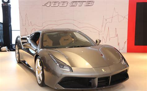 Malaysian Debut For The Ferrari 488 Gtb