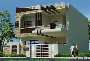 house front elevation ideas of impressive outer elevations With outer design for modern house