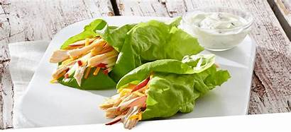 Lettuce Wrap Chicken Naked Wraps Leaf Willl