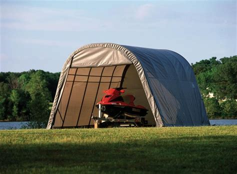 Boat Garage Kits by Boat Shelters Portable Boat Shelters Boat Garage Kits