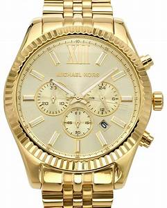 Michael Kors Gold Watches For Men Trends For Michael Kors ...
