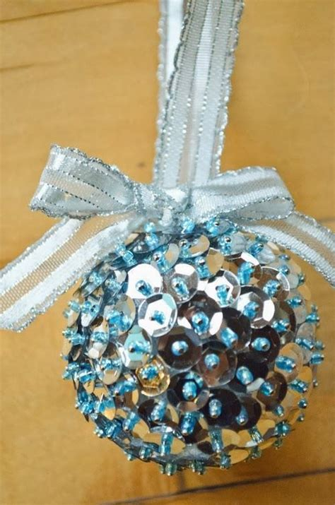 top   sequin ornaments ideas  pinterest foam