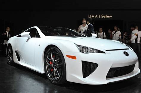 toyota two seater sports car toyota unveils new lexus supercar driving