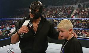 Here's What Rey Mysterio's Son Dominic Looks Like Now ...