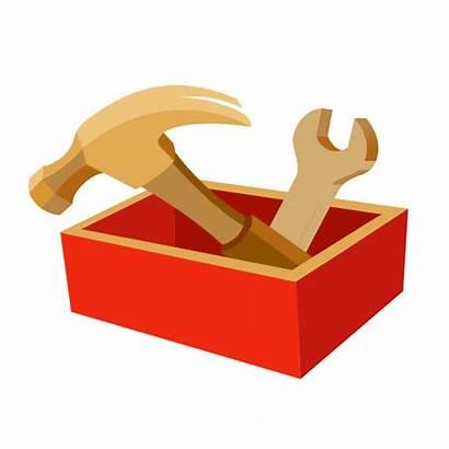 Tool Box Toolbox Clipart Clip Vector Clker
