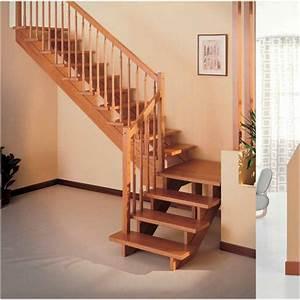 Escalier Quart Tournant Gauche : escalier escamotable bricorama escalier escamotable ~ Dailycaller-alerts.com Idées de Décoration