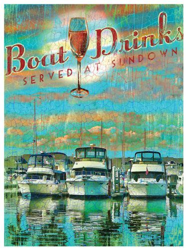 Boat Day Drinks by 75 Best Wall Decor Images On