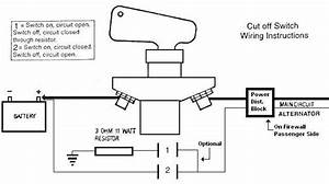 Battery Relocation  Kill Switch  U0026 Starting  Charging Circuit