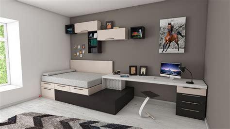 petit bureau chambre 5 idées pour aménager et décorer une chambre