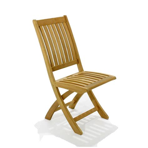 barbuda folding teak dining chair westminster teak