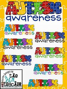 The 3am Teacher: April is Autism Awareness Month!! New ...