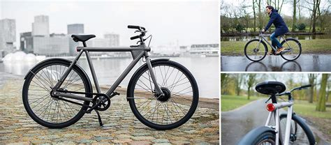 VanMoof Electrified S   The Smart Electric Bicycle