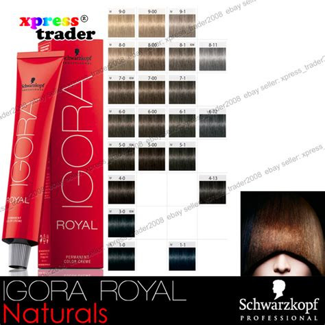 schwarzkopf hair color chart schwarzkopf professional igora royal permanent colour hair