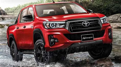 toyota hilux  luxurious version