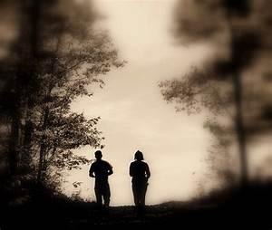 Two People Walking | View On Black | Ardon LXXXIII | Flickr