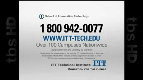 ITT Technical Institute TV Commercial Featuring Cynthia ...