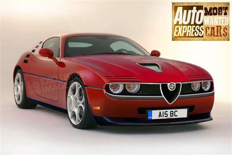 New Alfa Romeo Montreal