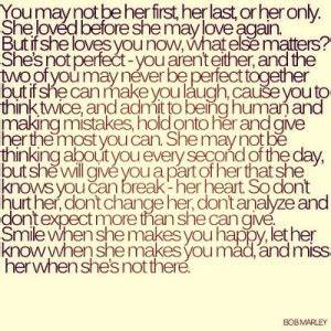 Information About Bob Marley Love Quotes Hes Not Perfect Yousenseinfo