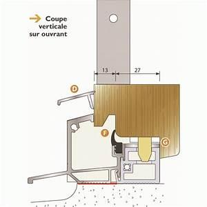 Joint De Porte Bois : seuil isol 56 rt pour portes fen tres bois rupture de ~ Edinachiropracticcenter.com Idées de Décoration