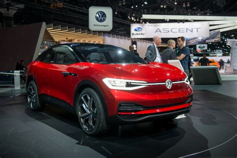 Volkswagen Id Electric Car Production Date Now Set