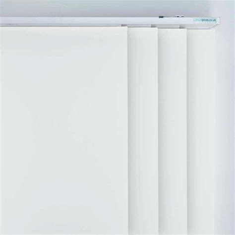 Blackout Panel Blinds by Bermuda Blackout Brilliant White Panel Blind Direct Blinds