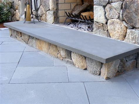 Soapstone Hearth Slab by Coping Cap Trim Swenson American Granite Products