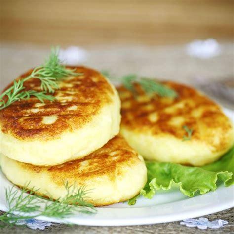 recette de cuisine facile et rapide pour le soir recette galettes de purée dorées facile rapide