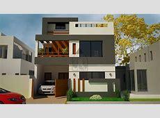 Home Front Design Double Floor 5 Marla Home Deco Plans