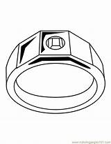 Coloring Jewelry Ring Para Colorear Anillo Coloringpages101 Designlooter Kerra Drawings 792px 08kb Source sketch template