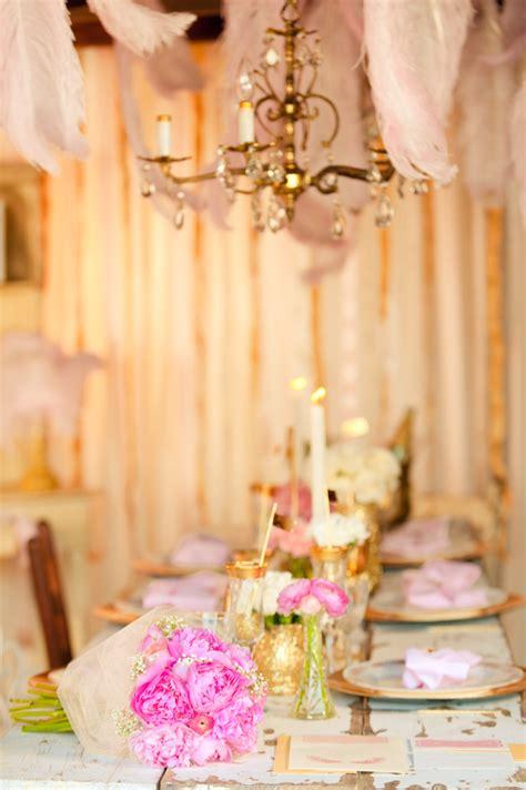 Hot Pink Gold Wedding Ideas 5 Elizabeth Anne Designs