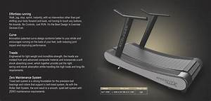 Speedfit Speedboard  Manual Treadmill Non Motorized Curve
