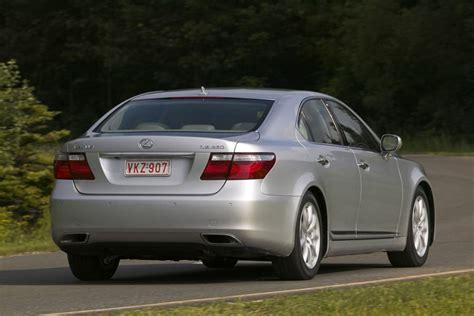 lexus cars 2008 2008 lexus ls 460 overview cars com