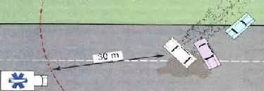 tralicci alta tensione distanza di sicurezza norme comportamentali per soccorrere infortunati della strada
