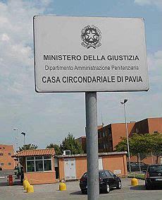 Carcere Di Pavia by Il Giornalieri Casa Circondariale Pavia Cronaca Di Una